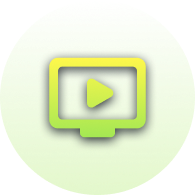 Streaming logo